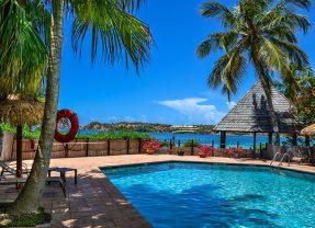 Finding My Way To Emerald Beach Resort, St. Thomas, US Virgin Islands