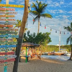 Coastal Living Releases List of Best Caribbean Beach Bars