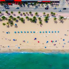 Beach Thursday Pic of the Week – A1A and Las Olas, Ft. Lauderdale, Florida
