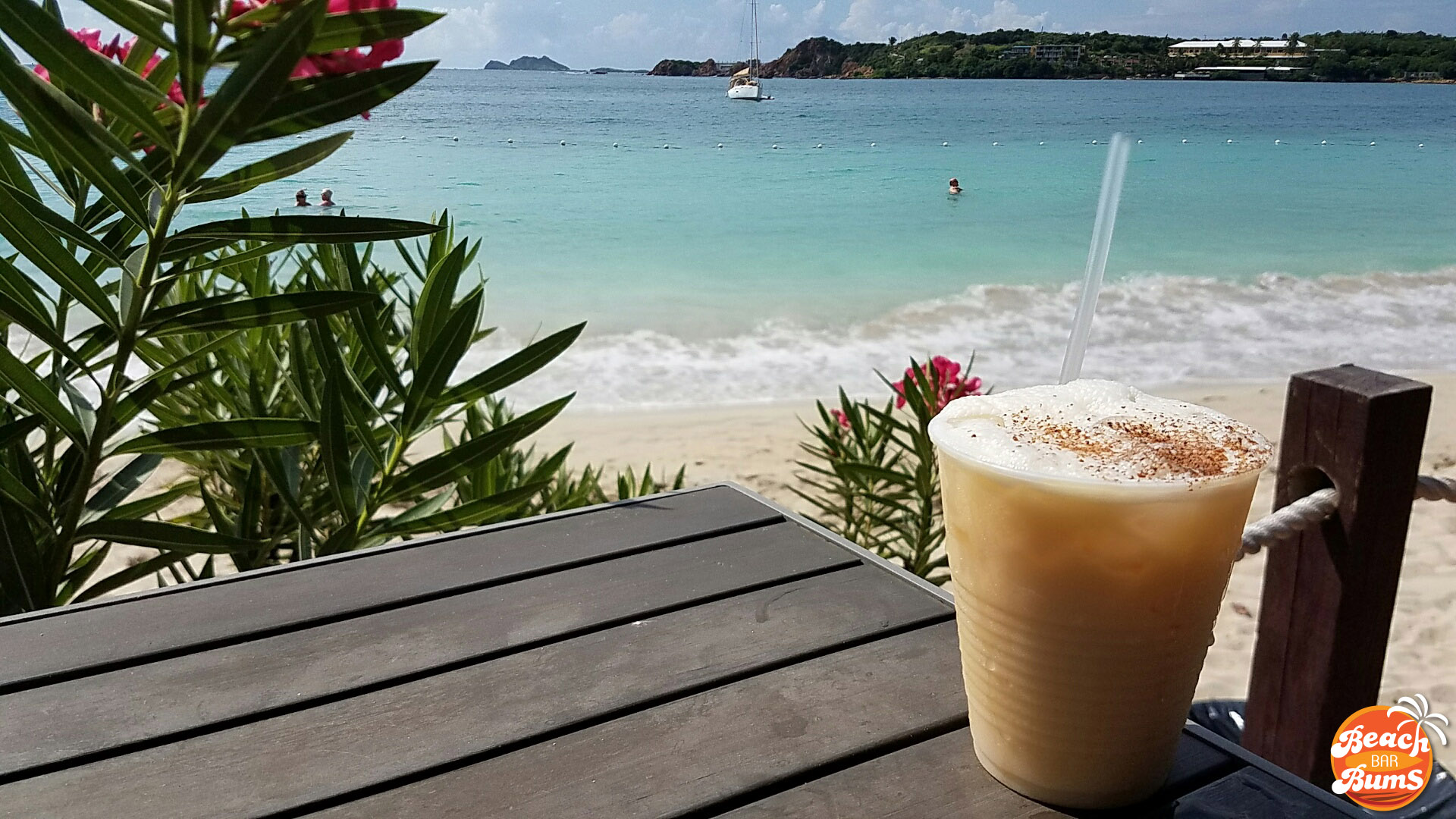 painkiller, caribbean, lindbergh bay, st. thomas, emerald beach resort, usvi, us virgin islands
