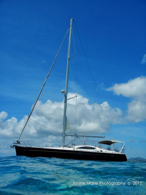 Us virgin islands sailboat charter