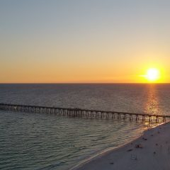 New Beach Bar Opens In Seaside, Florida