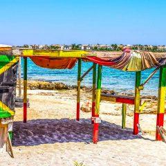 When the Beach Bar Dream is Big, Start Small