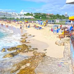 Latest Videos of St. Maarten's Sunset Beach Bar and Maho Beach