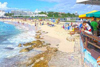 Latest Videos of St. Maarten's Sunset Beach Bar and Maho Beach