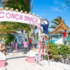 Da Conch Shack Is Back!