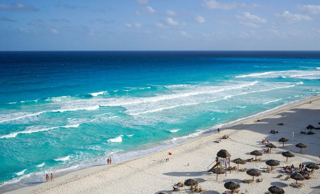 beach wallpaper, caribbean