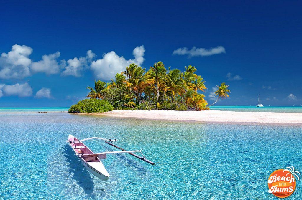beach wallpaper, south pacific