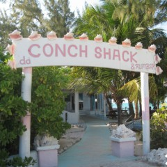 Da Conch Shack Feels Da Love