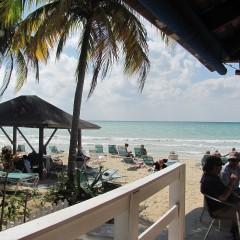 White Sands Hotel Beach Bar