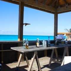Bahamas Beach Bars:  Bimini Beach Bar and More Bahamas Options