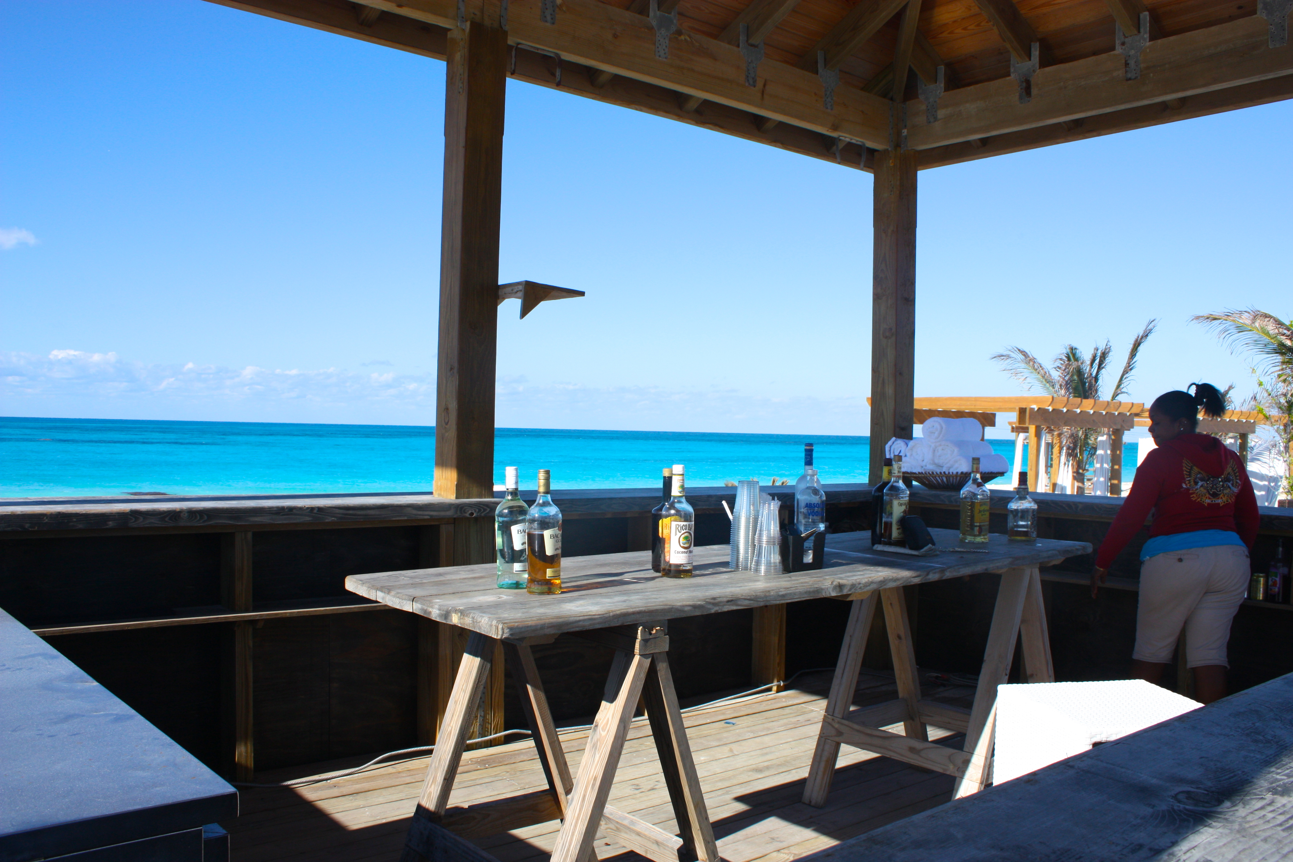 Bimini Beach Bar and More Bahamas Options