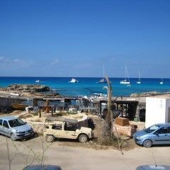 Spain Beach Bars – Bartolo's Beach Bar, Formentera