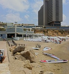 Tel Aviv Beach Bars