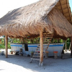 Mexico Beach Bars – Cuba Libre Beach Bar, Okotuil Resort, Mahahual