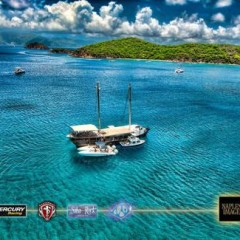 Photo of the Day – The Willy T, Norman Island, BVI