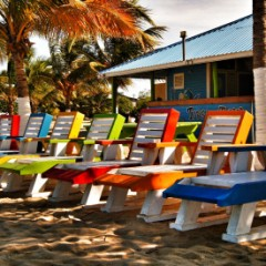 Photo of the Day – Tipsy Tuna Beach Bar, Placencia, Belize