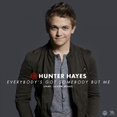 "Beach Bar Playlist – Tuesday Tunes:  Hunter Hayes ft. Jason Mraz, ""Everybody's Got Somebody But Me"""