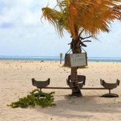 Photo of the Day – Pink Sand Beach Bar, Barbuda