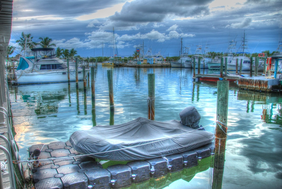 Marina at Postcard Inn, Islamorada
