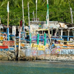Photo of the Day:  Bomba Shack, Tortola, BVI