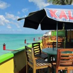 Photo of the Day – Outdoor Ocean Bar, Compass Point Beach Resort, Nassau, Bahamas