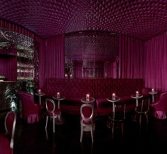 Beauty in Bars – Purple Bar, Sanderson Hotel, London