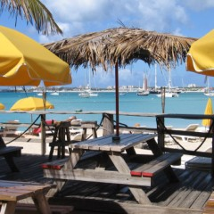 Photo of the Day – Buccaneer Beach Bar, St. Martin/Maarten