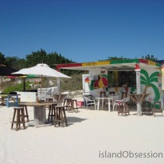 Anguilla Beach Bars – Garvey's Sunshine Shack, Rendezvous Bay