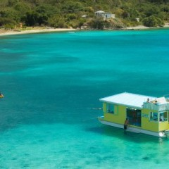 Angel's Rest, St. John, US Virgin Islands – The Floating Bar That May Help You Lose Weight