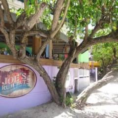 St. John Beach Bars – Joe's Rum Hut, Cruz Bay