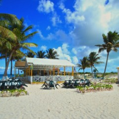 British Virgin Islands Beach Bars – Cow Wreck Beach Bar, Anegada