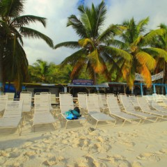 British Virgin Islands Beach Bars – Gertrude's Beach Bar, Jost Van Dyke