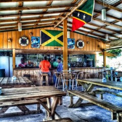 Burbanist Shoots Jam Rock Restaurant and Beach Bar in St. Kitts