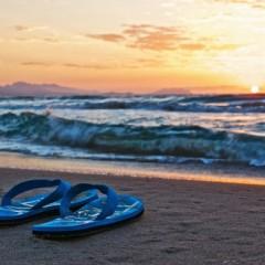 10 Images of Flip Flops To Help You Celebrate National Flip Flop Day