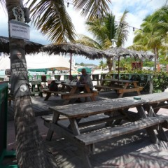 St. Martin/Maarten Beach Bars:  Buccaneer Beach Bar, Kim Sha Beach, Simpson Bay