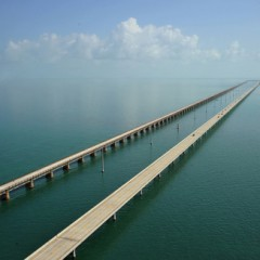 Seven Images of Seven Mile Bridge That Will Make You Get Over Your Irrational Fear of Bridges