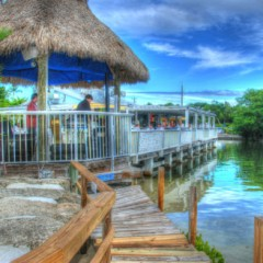 Florida Keys Beach Bars – The Lorelei Cabana Bar, Islamorada