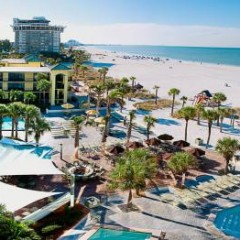 Sirata Beach Resort, St. Pete Beach – They Have Two Beach Bars!