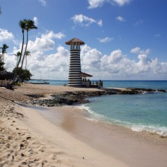 Photo of the Day: Beach Bar at the Hacienda Dominicus, Dominican Republic