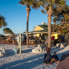 St. Pete Beach Week: One Image That Captures What I Love About Beach Bars