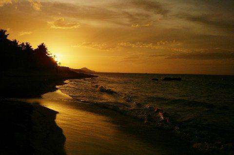 Ocean View Sunset - 01
