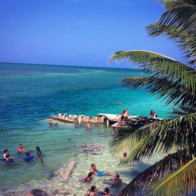Caye Caulker, Belize. Credit http://instagram.com/bespokejourneysbyamy