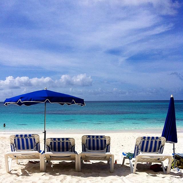 Anguilla beach. Credit http://instagram.com/bikinisunset