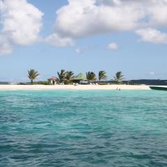 Anguilla Day Trip: Sandy Island