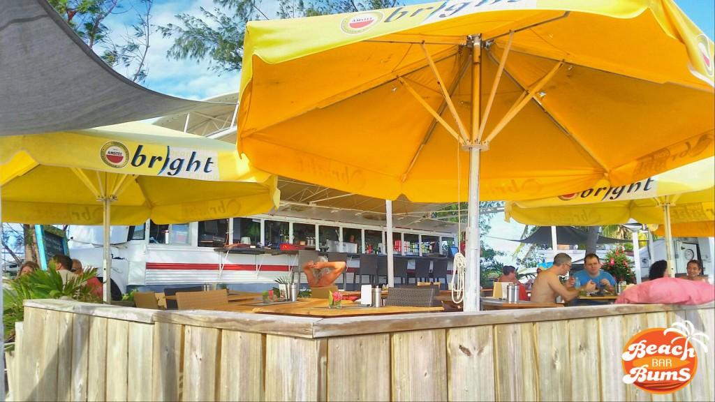 karakter, beach bar, caribbean, st. martin, st. maarten