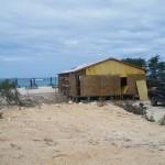 Gwen's Reggae Bar, beach bar in Anguilla, Caribbean