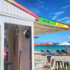 And My Favorite Anguilla Beach Bar Is ….