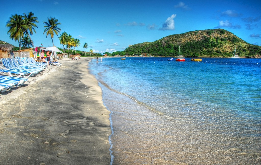 Leshell Beach St Kitts The Best Beaches In World