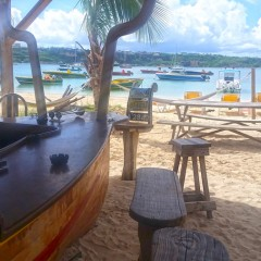 Anguilla's Elvis' Beach Bar Open Seven Days A Week